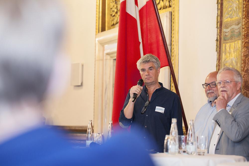 Lars Daneskov, redaktør P4
