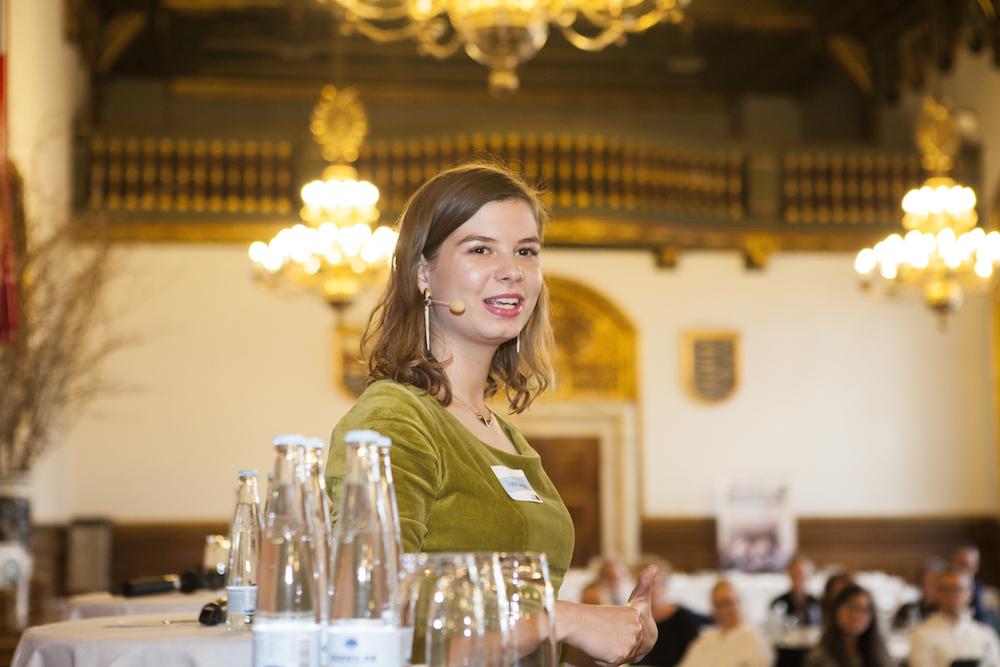 Lyra Lauge projektleder Dansk Live
