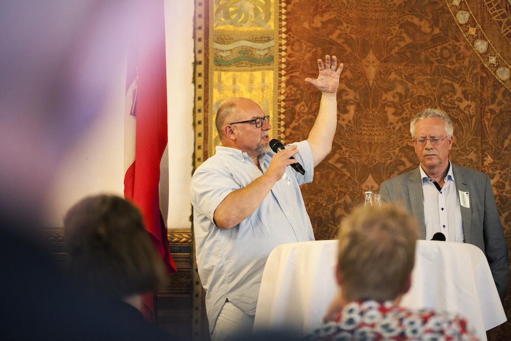 Ole Dreyer formand Musikforlæggerne
