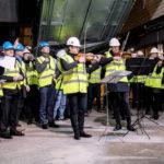 Musik og metro skaber genveje mellem mennesker