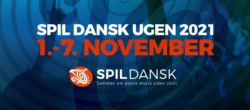 SPIL DANSK UGEN 2021 Grafik banner
