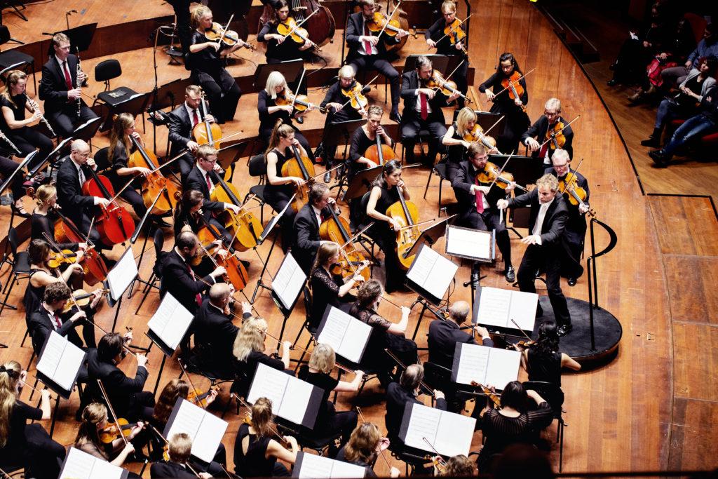 DR Symfoniorkestret - Søndergaard & Ildfuglen
