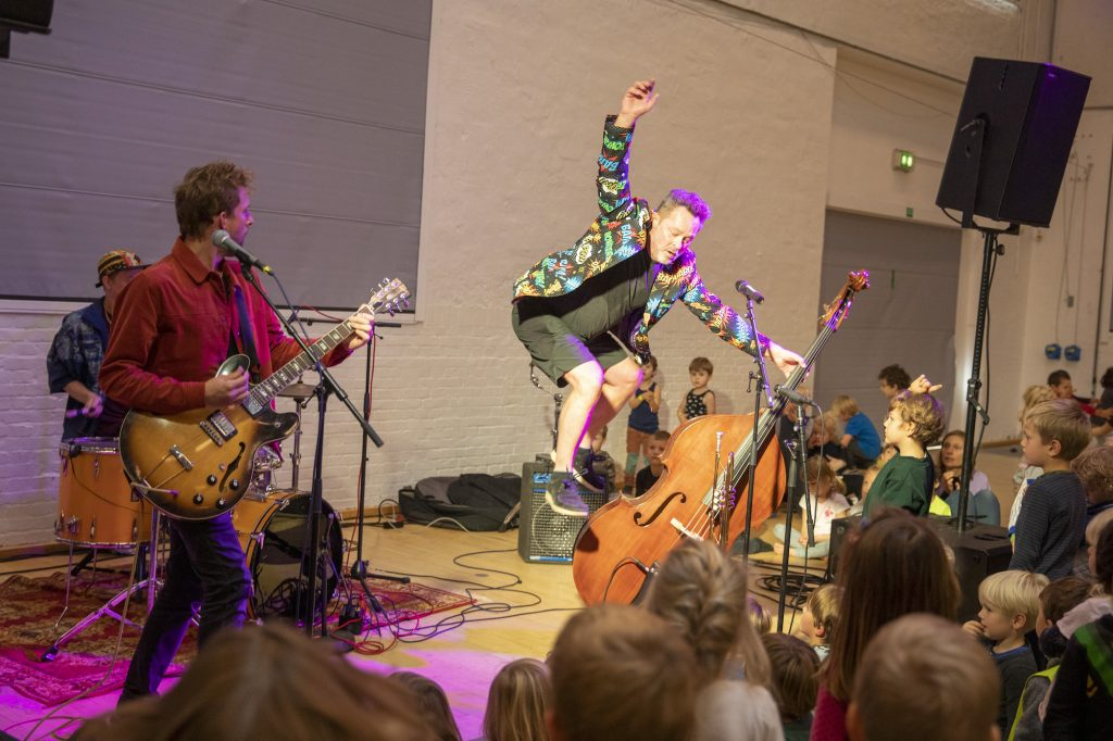 Mek Pek & Åh Abe Trio i Kedelhallen på Frederiksberg