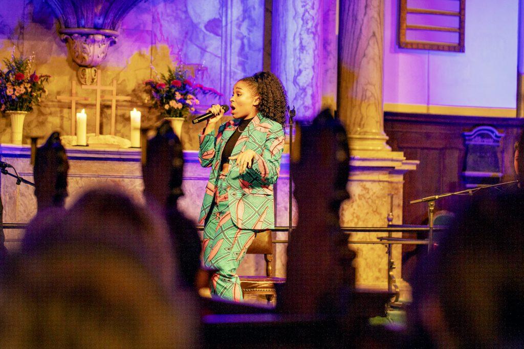 Nabiha i Christianshavns Kirke