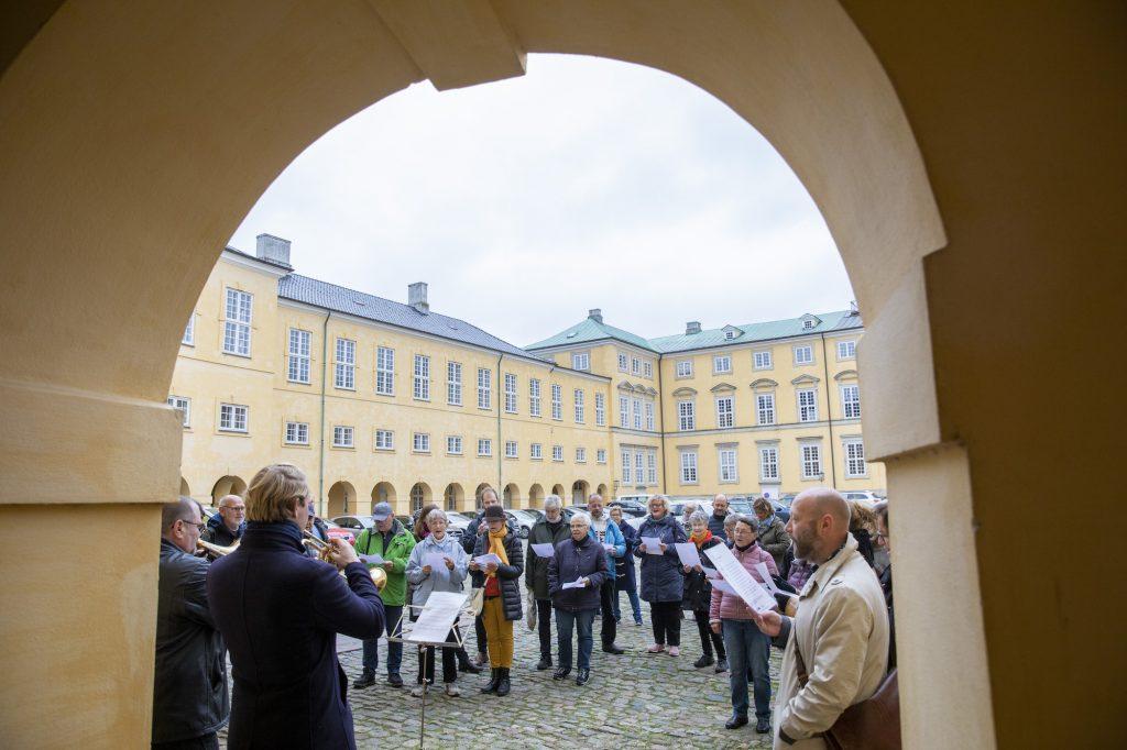WALKaSONG 2019 på Frederiskberg