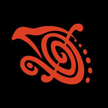 Spil Dansk Logo 2021 Figur SORT